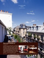 Le Mathurin s'envole dans Air France Magazine