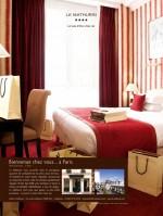 Coup de Pub : Air France Magazine Spéciale Paris