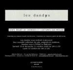 Le Mathurin reçoit «Les Dandys»