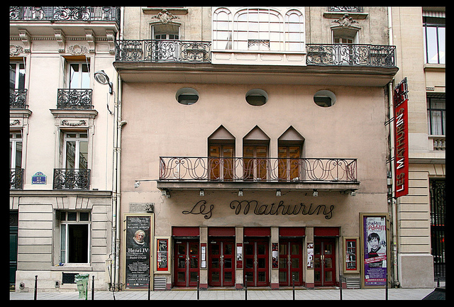 theatredesmathurins
