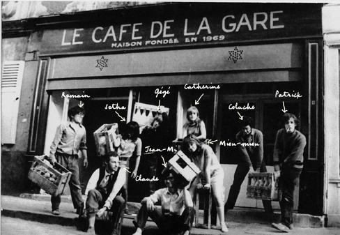 cafedelagare