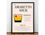 Cocktail : Amaretto Sour
