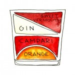 Cocktail : Le Negroni