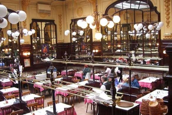 Salle Bouillon Chartier