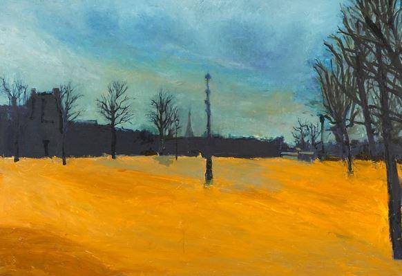Paysage de Paris
