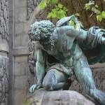 la fontaine Medicis - Polypheme 049