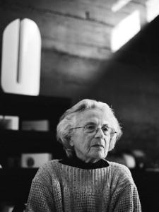 L'artiste hongroise Marta Pan