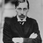 Igor Stravinsky en 1907