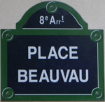 Adresse mythique à Paris : La Place Beauvau