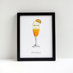 Cocktail : Le Mimosa