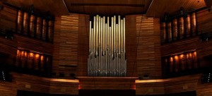 L'orgue de l'Auditorium - C. Abramowitz / RF - Architecte : AS.Architecture Studio
