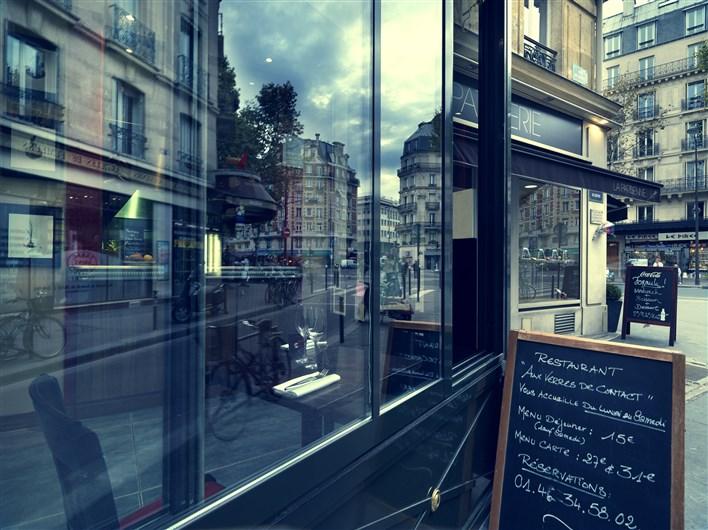 La Parisienne - rue de Bièvre