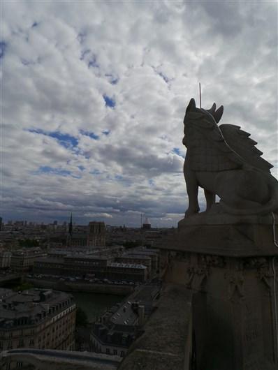 Vue depuis la Tour Saint Jacques_Paris 4e_220814 (2)