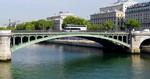 Le Pont d'Arcole ou l'incertain équilibre