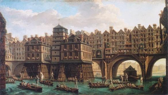 Pont au Change 1752