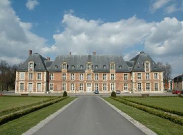 Le château AgroParisTech à Grignon