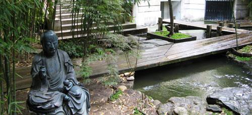 Jardin Zen Musée Guimet