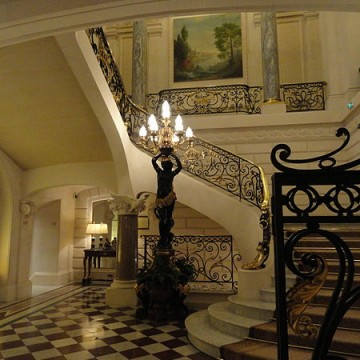 L'ancien hôtel particulier du Prince Roland Bonaparte
