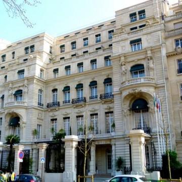 Le Shangri-La Hotel - Paris