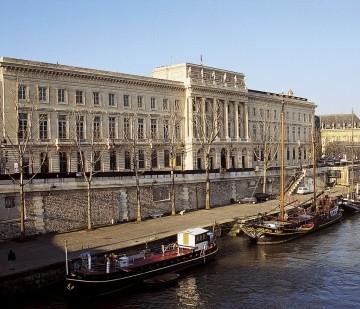 Hôtel La Monnaie, Quai de Conti