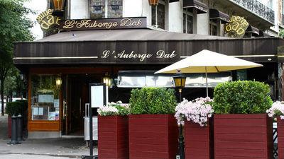 L auberge dab porte maillot le rendez vous du mathurin - Brasserie dab porte maillot ...