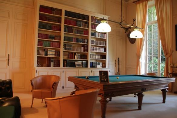 Petit salon de l'Hôtel
