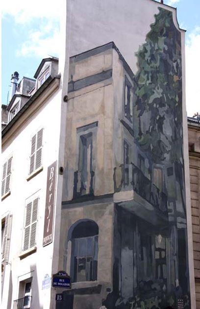 Fresque Beuchon